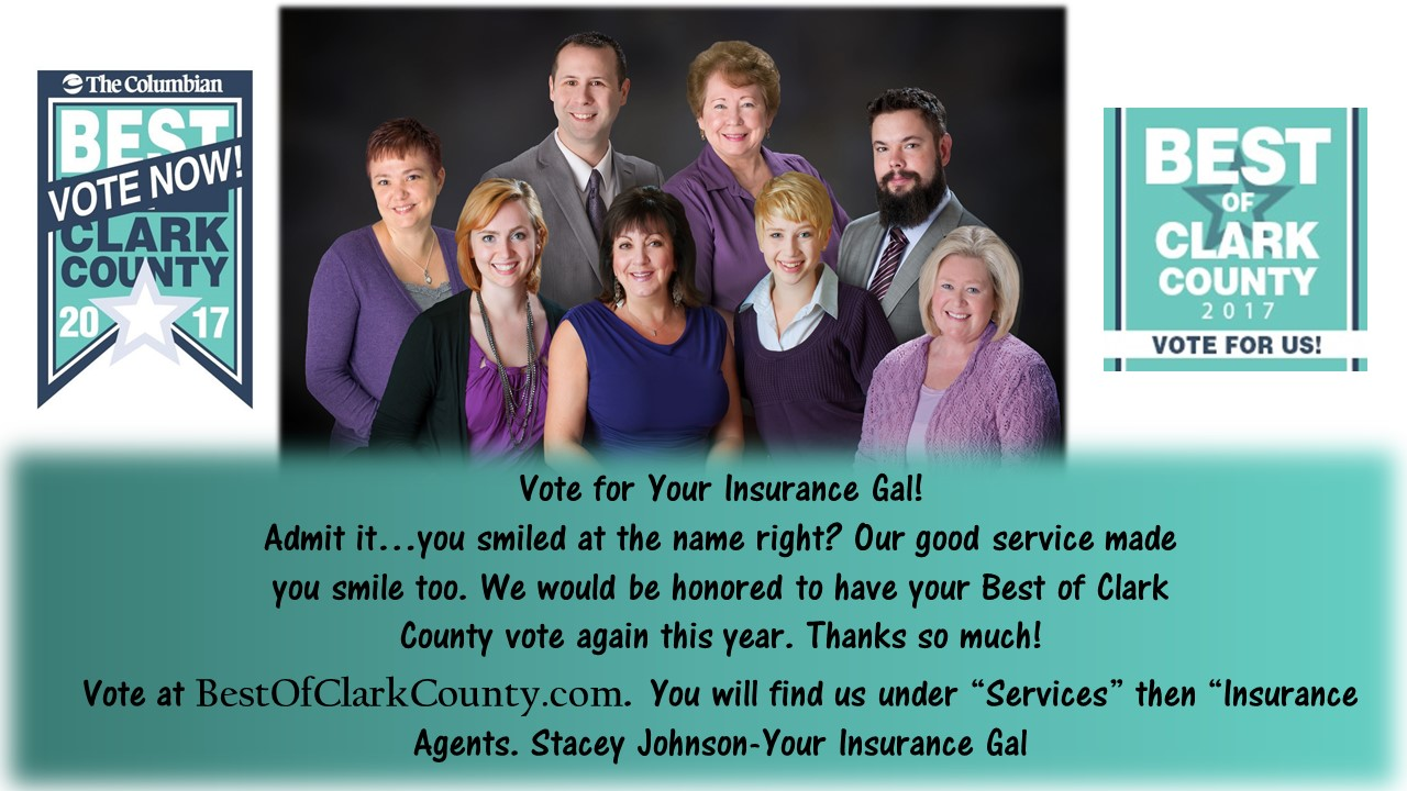 Best of Clark County Voting!